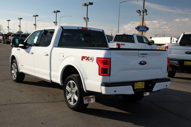 2019 F-150 SuperCrew Cab 4x4,  Pickup #RN18505 - photo 7