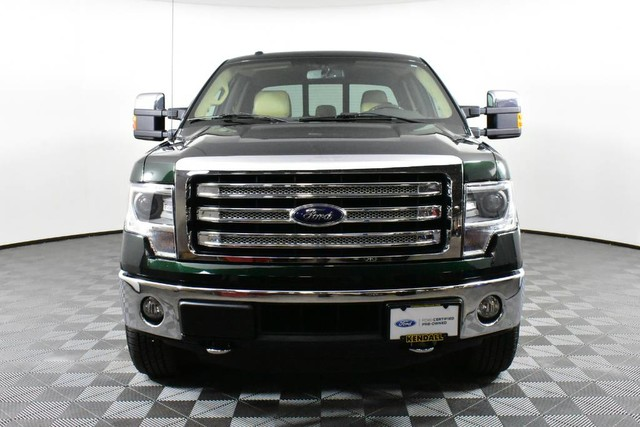 2014 F-150 SuperCrew Cab 4x4,  Pickup #RN18566A - photo 3