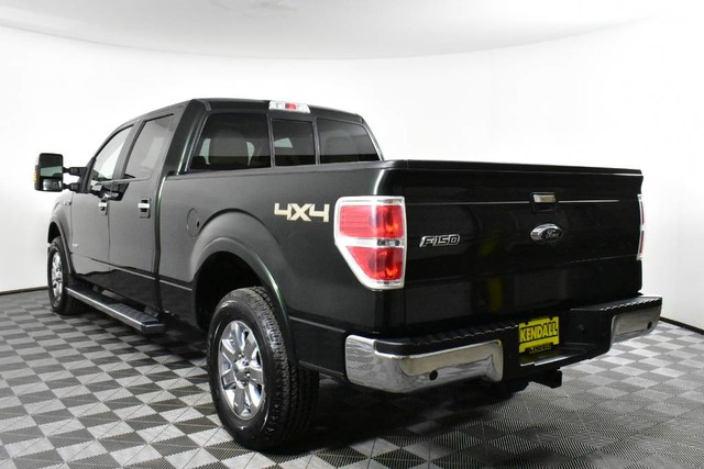 2014 F-150 SuperCrew Cab 4x4,  Pickup #RN18566A - photo 2