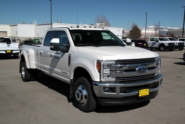 2019 F-350 Crew Cab DRW 4x4,  Pickup #RN18582 - photo 3