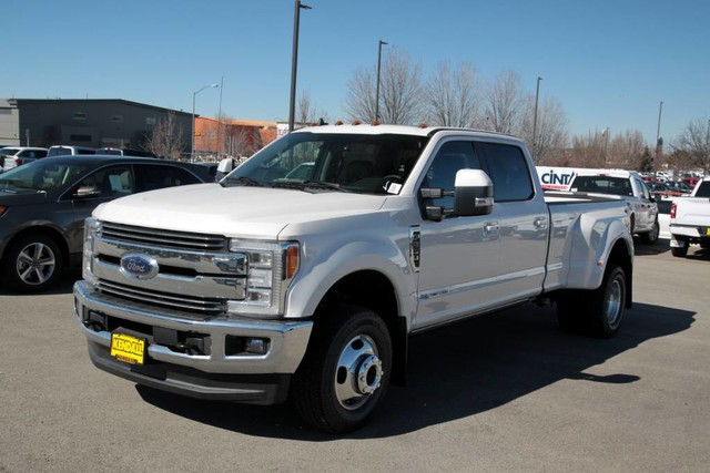 2019 F-350 Crew Cab DRW 4x4,  Pickup #RN18582 - photo 5
