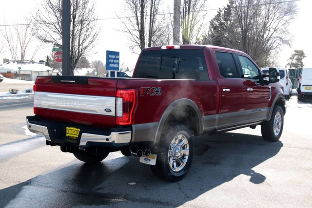 2019 F-250 Crew Cab 4x4,  Pickup #RN18618 - photo 1