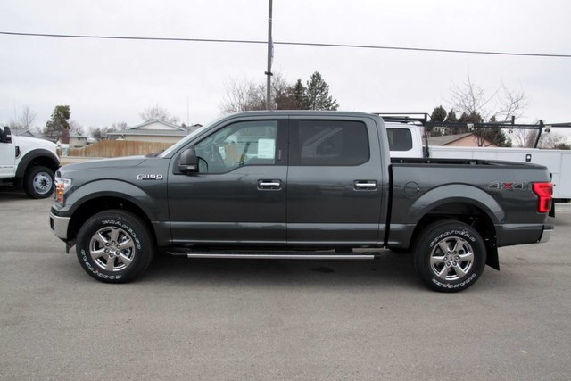 2019 F-150 SuperCrew Cab 4x4,  Pickup #RN18659 - photo 6