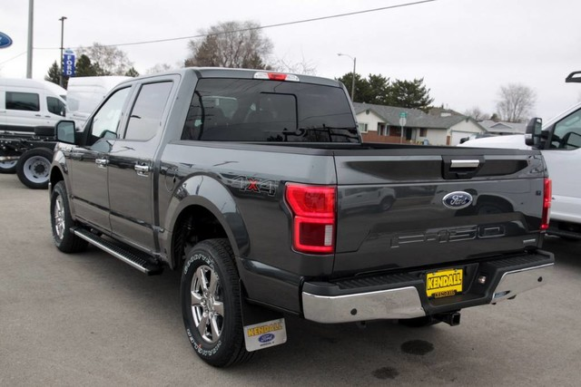 2019 F-150 SuperCrew Cab 4x4,  Pickup #RN18659 - photo 7