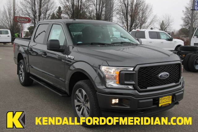 2019 F-150 SuperCrew Cab 4x4,  Pickup #RN18664 - photo 1