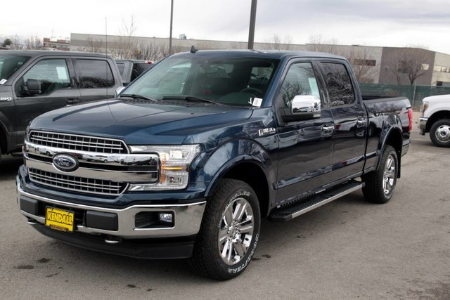 2019 F-150 SuperCrew Cab 4x4,  Pickup #RN18745 - photo 5