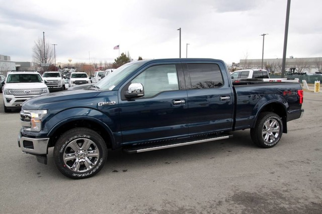 2019 F-150 SuperCrew Cab 4x4,  Pickup #RN18745 - photo 6