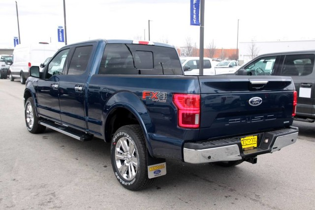2019 F-150 SuperCrew Cab 4x4,  Pickup #RN18745 - photo 7