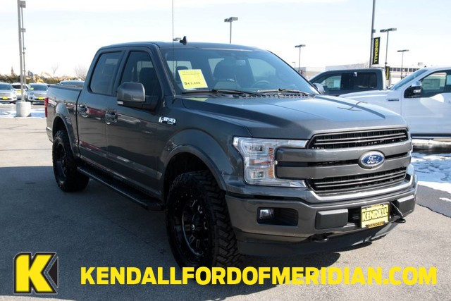 2019 F-150 SuperCrew Cab 4x4,  Pickup #RN18758 - photo 1