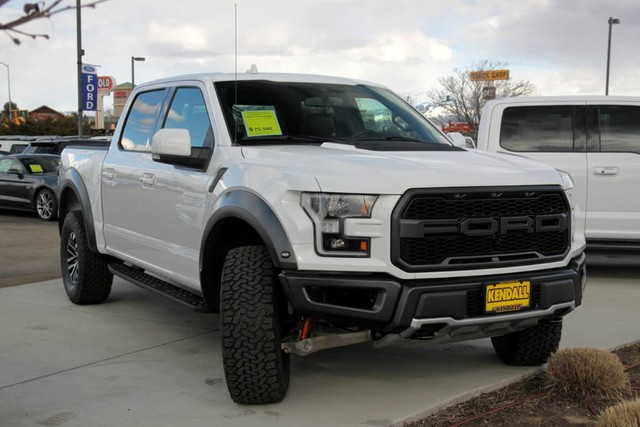 2019 F-150 SuperCrew Cab 4x4,  Pickup #RN18775 - photo 3