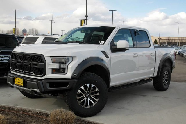 2019 F-150 SuperCrew Cab 4x4,  Pickup #RN18775 - photo 5