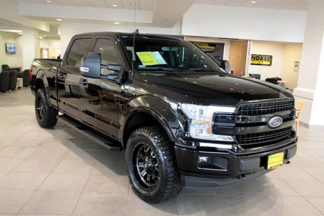 2019 F-150 SuperCrew Cab 4x4,  Pickup #RN18777 - photo 3