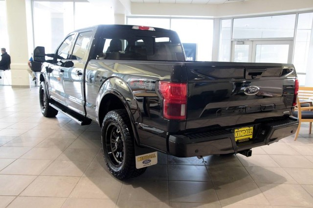 2019 F-150 SuperCrew Cab 4x4,  Pickup #RN18777 - photo 7