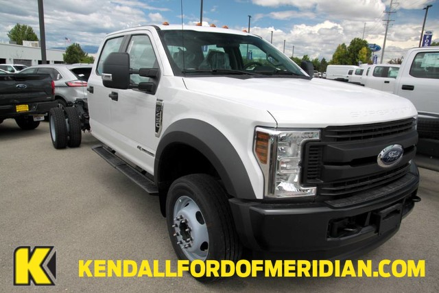 2019 F-450 Crew Cab DRW 4x4,  Cab Chassis #RN18791 - photo 1
