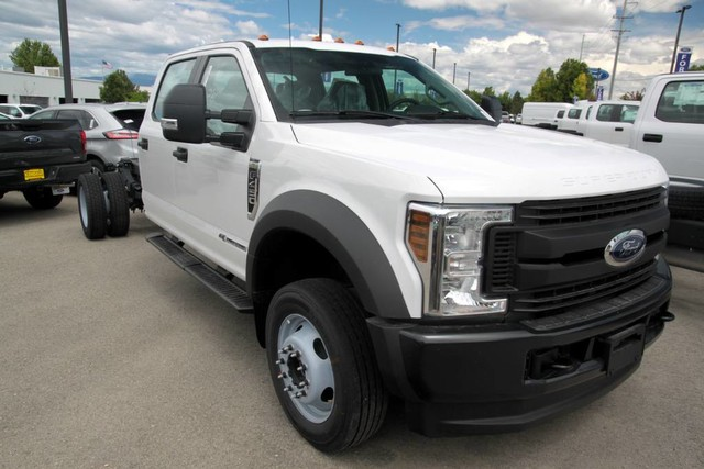 2019 F-450 Crew Cab DRW 4x4,  Cab Chassis #RN18791 - photo 3