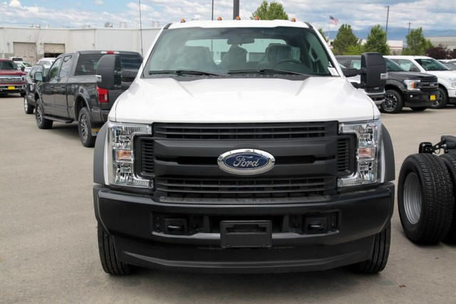 2019 F-450 Crew Cab DRW 4x4,  Cab Chassis #RN18791 - photo 4