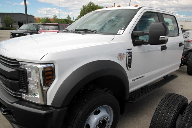 2019 F-450 Crew Cab DRW 4x4,  Cab Chassis #RN18791 - photo 5
