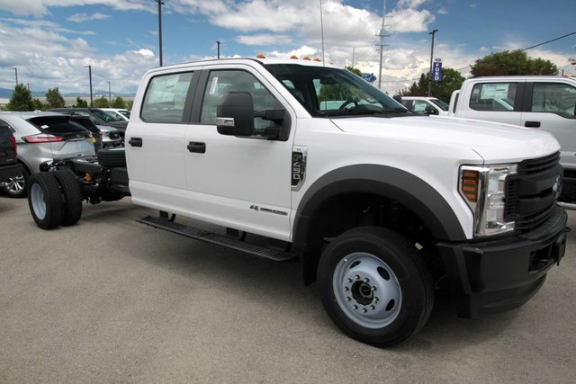 2019 F-450 Crew Cab DRW 4x4,  Cab Chassis #RN18791 - photo 9
