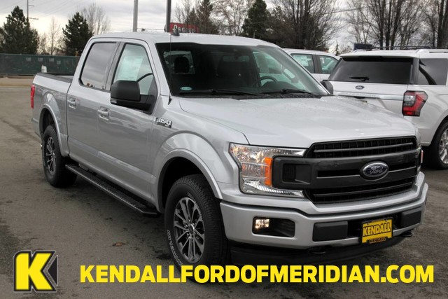 2019 F-150 SuperCrew Cab 4x4,  Pickup #RN18793 - photo 1