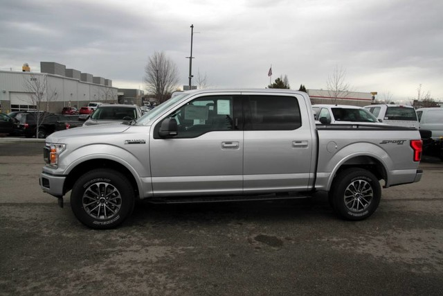 2019 F-150 SuperCrew Cab 4x4,  Pickup #RN18793 - photo 6