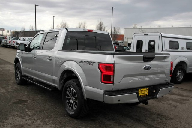 2019 F-150 SuperCrew Cab 4x4,  Pickup #RN18793 - photo 7