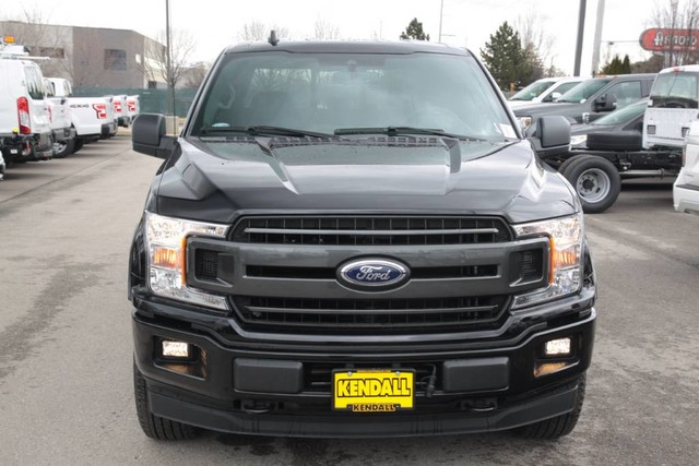 2019 F-150 SuperCrew Cab 4x4,  Pickup #RN18794 - photo 4