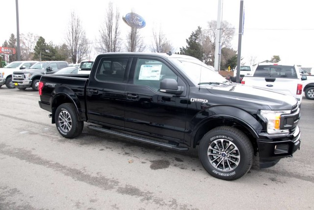 2019 F-150 SuperCrew Cab 4x4,  Pickup #RN18794 - photo 9