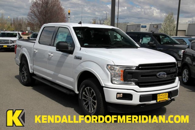 2019 F-150 SuperCrew Cab 4x4,  Pickup #RN18809 - photo 1