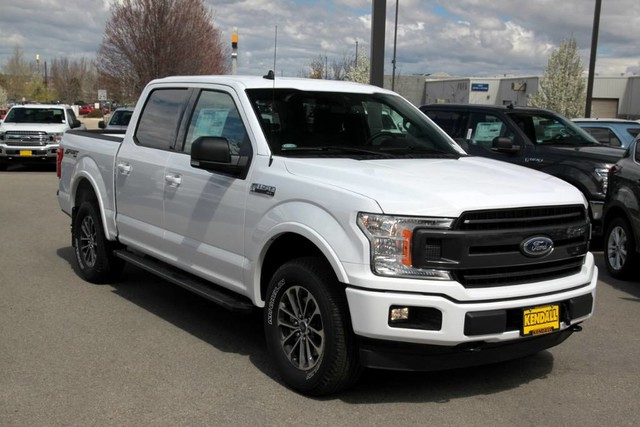 2019 F-150 SuperCrew Cab 4x4,  Pickup #RN18809 - photo 3
