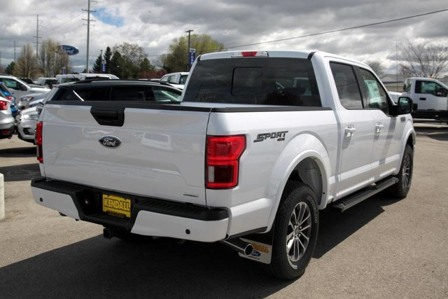 2019 F-150 SuperCrew Cab 4x4,  Pickup #RN18809 - photo 2