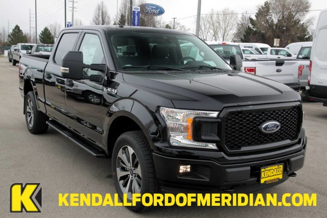 2019 F-150 SuperCrew Cab 4x4,  Pickup #RN18823 - photo 1