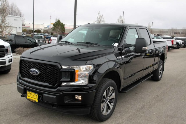 2019 F-150 SuperCrew Cab 4x4,  Pickup #RN18823 - photo 5