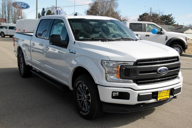 2019 F-150 SuperCrew Cab 4x4,  Pickup #RN18827 - photo 3