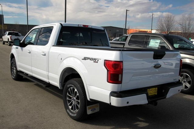 2019 F-150 SuperCrew Cab 4x4,  Pickup #RN18827 - photo 7