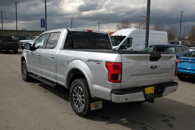 2019 F-150 SuperCrew Cab 4x4,  Pickup #RN18840 - photo 7