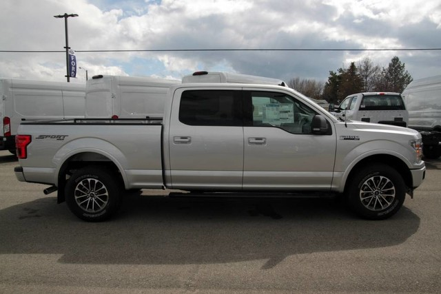 2019 F-150 SuperCrew Cab 4x4,  Pickup #RN18840 - photo 9
