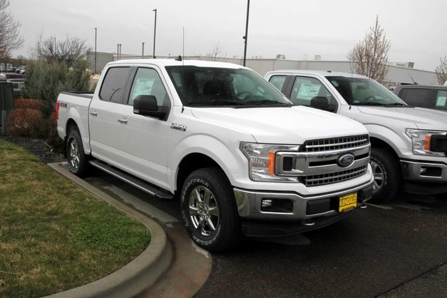 2019 F-150 SuperCrew Cab 4x4,  Pickup #RN18856 - photo 3