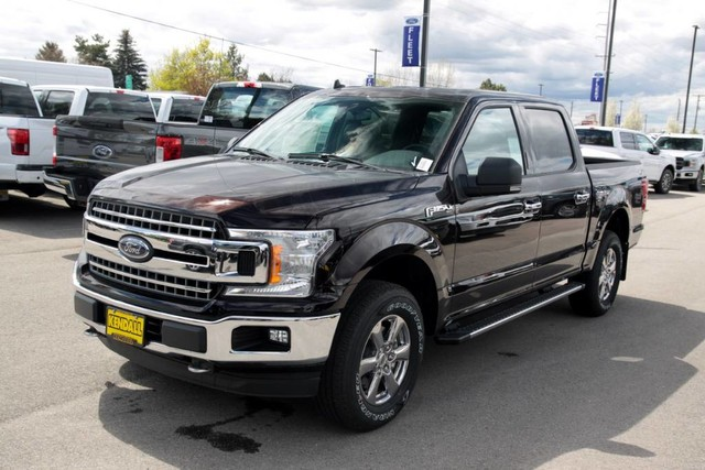 2019 F-150 SuperCrew Cab 4x4,  Pickup #RN18857 - photo 5