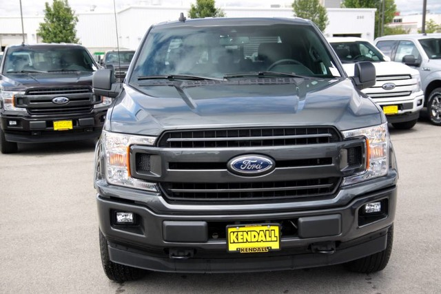 2019 F-150 SuperCrew Cab 4x4,  Pickup #RN18859 - photo 4