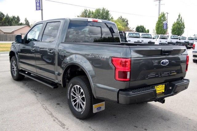 2019 F-150 SuperCrew Cab 4x4,  Pickup #RN18859 - photo 7