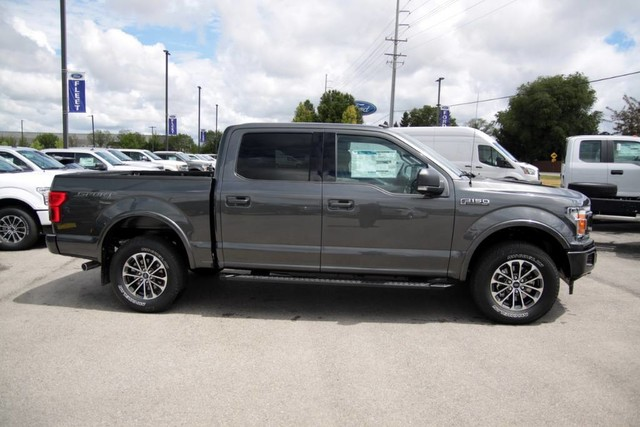 2019 F-150 SuperCrew Cab 4x4,  Pickup #RN18859 - photo 9