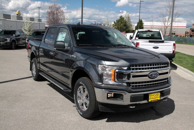2019 F-150 SuperCrew Cab 4x4,  Pickup #RN18862 - photo 3