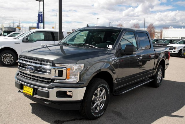 2019 F-150 SuperCrew Cab 4x4,  Pickup #RN18862 - photo 5