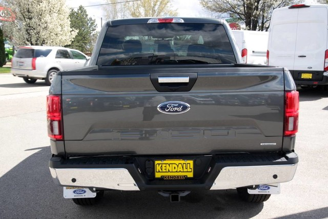 2019 F-150 SuperCrew Cab 4x4,  Pickup #RN18862 - photo 8