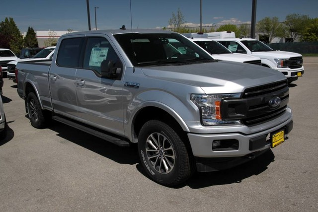 2019 F-150 SuperCrew Cab 4x4,  Pickup #RN18864 - photo 4