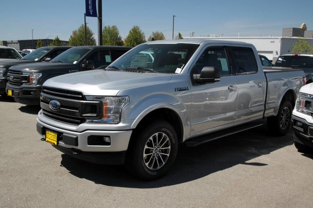 2019 F-150 SuperCrew Cab 4x4,  Pickup #RN18864 - photo 7