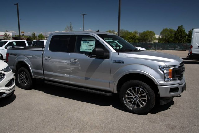 2019 F-150 SuperCrew Cab 4x4,  Pickup #RN18864 - photo 8