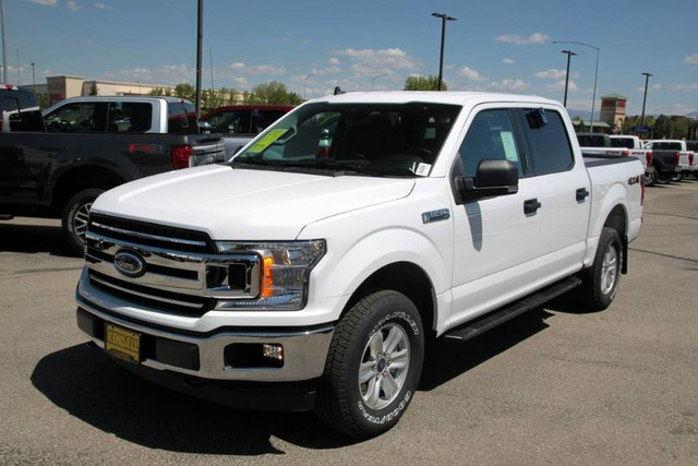 2019 F-150 SuperCrew Cab 4x4,  Pickup #RN18866 - photo 5
