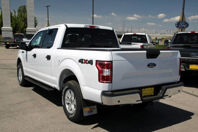 2019 F-150 SuperCrew Cab 4x4,  Pickup #RN18866 - photo 7