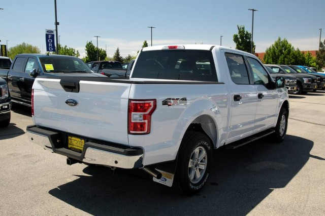 2019 F-150 SuperCrew Cab 4x4,  Pickup #RN18866 - photo 2